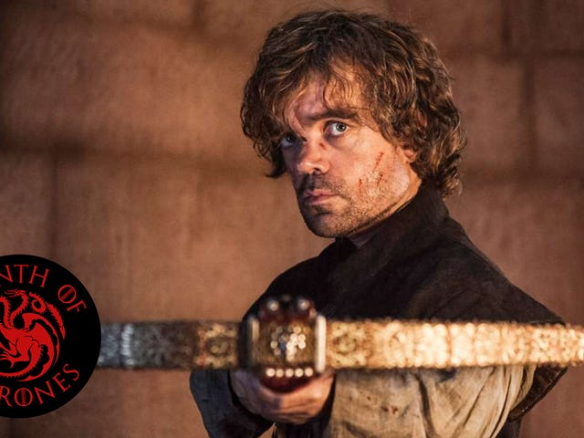 Tyrion catches Tywin with his pants down, and severs family ties forever