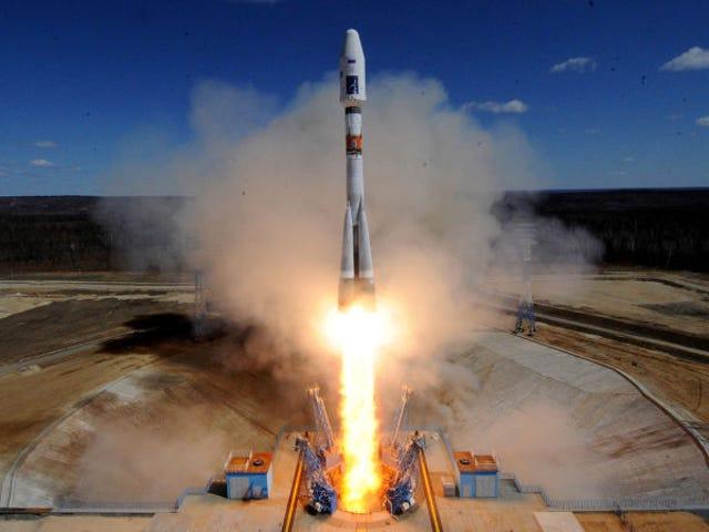 Rusia ya no es el país que lanza más cohetes Espaciales al año, fue superado por Estados Unidos y China