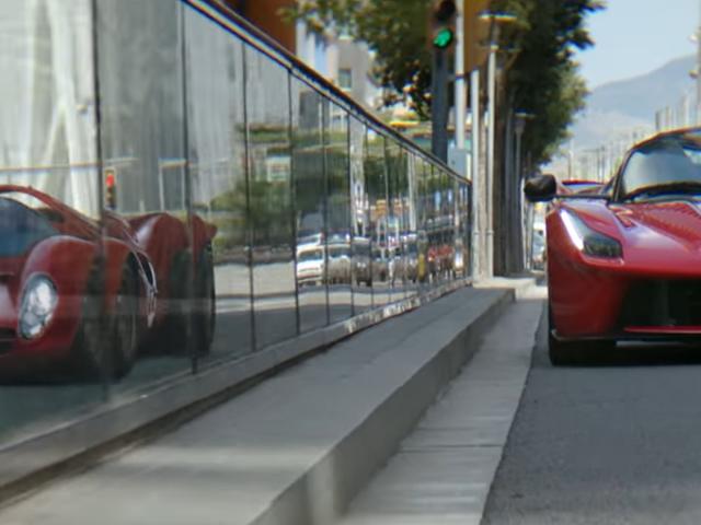 Sebastian Vettel Can't Escape The Past In A Possessed Ferrari LaFerrari Aperta