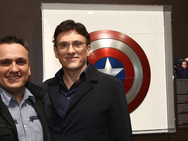 <i>Avengers 4 </i>is done, and the Russo brothers have shared another cryptic image<em></em>