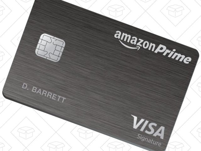 Your Amazon Prime Visa Card Now Gets You 6% Back At Whole Foods Too