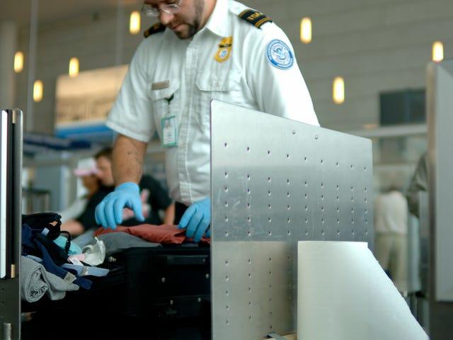 Co dzieje się z Twoimi przedmiotami skonfiskowanymi przez TSA?