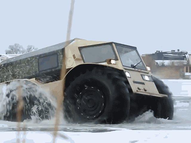 I russi fanno il miglior camion nell'universo per $ 50K