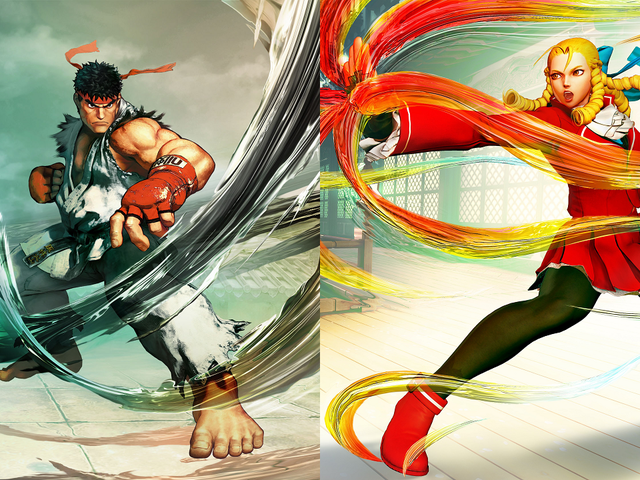 Scattered Feelings on the Officially Sanctioned Street Fighter Character Popularity Poll