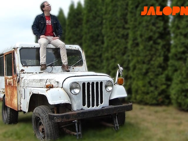 Here's Everything Wrong With My $500 Postal Jeep Off-Road Project