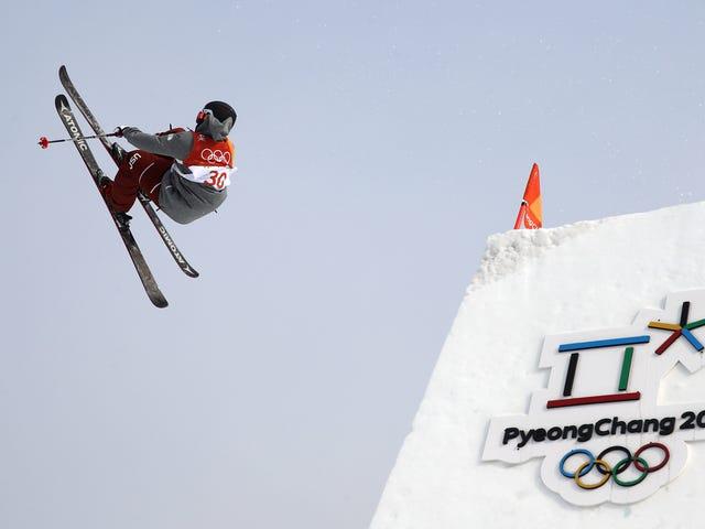 ゲイダムはオリンピックを勝ちます