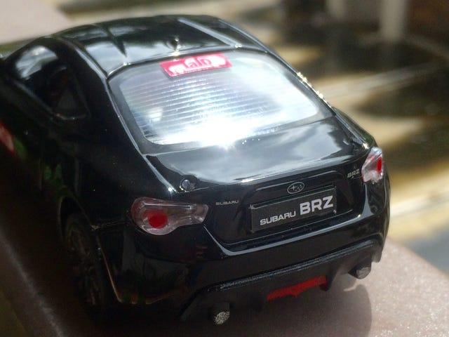 Custom LaLD BRZ