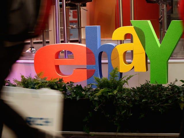 eBay está demandando a Amazon por reclamos que involucró en 'Conspiración' ilegal para cazar furtivamente a vendedores