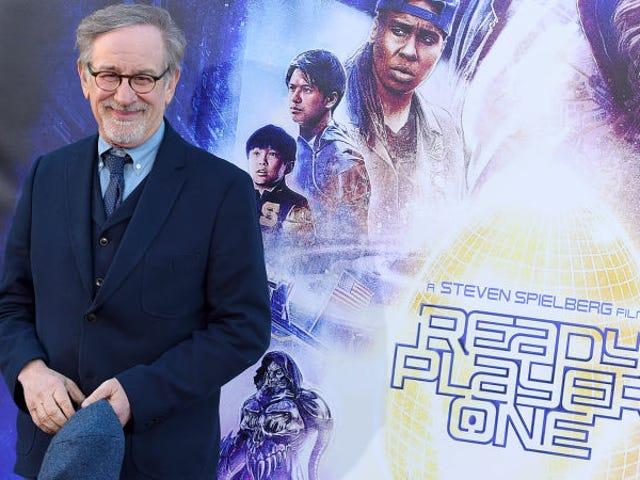 """El diccionario de la lengua inglesa añade más de 100 palabras relacionadas al cine, como """"Spielbergiano"""""""