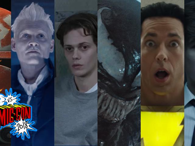 San Diego Comic-Con'un En Büyük Kazananlar ve Kaybedenleri <em></em>  2018