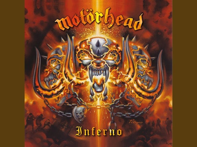 Motörhead - Terminal Show