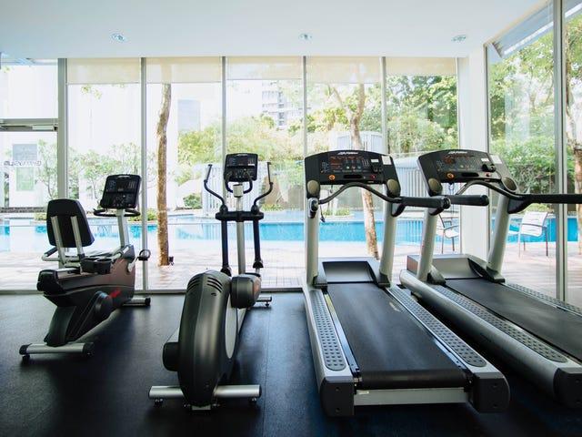 Cách tìm máy chạy bộ khi bạn không có tư cách thành viên phòng tập thể dục