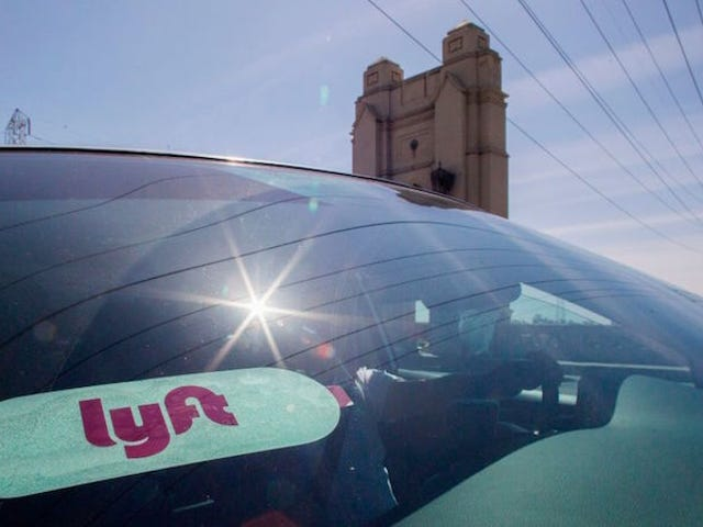 Lyft Spurs Its Drivers to Deliver Packages for Amazon to Offset Lost Income Amid Covid-19 Pandemic