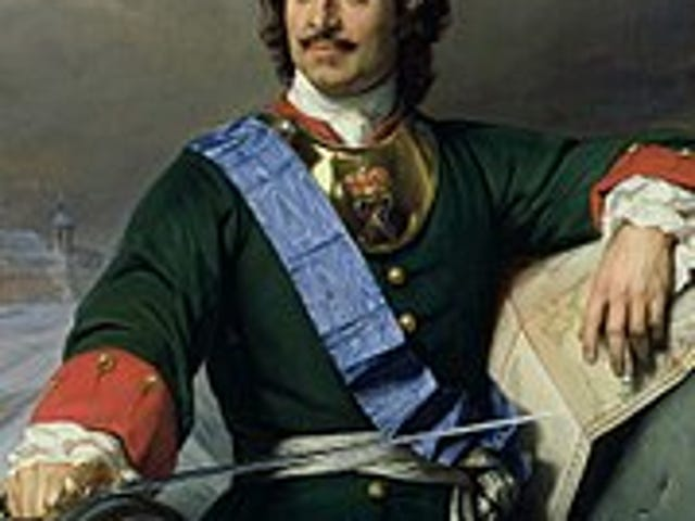 The Monsters of Peter the Great