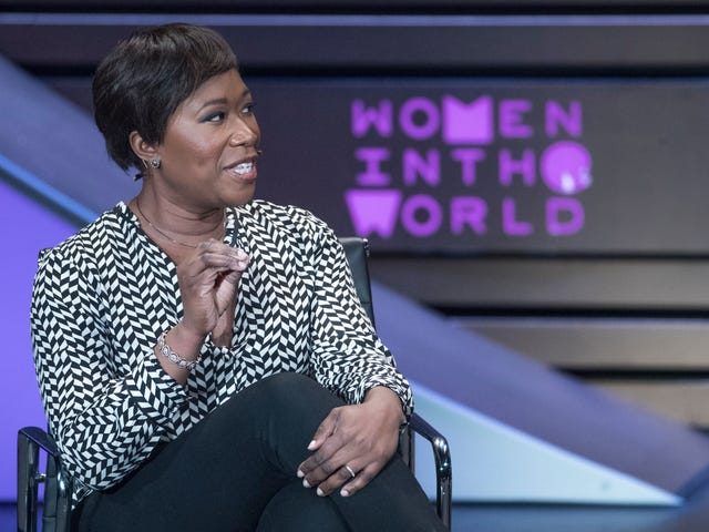 No Hack: Joy Reid Issues Mea Culpa for Unearthed Homophobic Comments