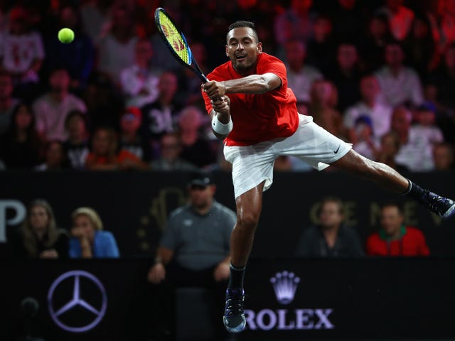 Nick Kyrgios Will Face His Toughest Test Yet: Being A Good Lad For Six Months