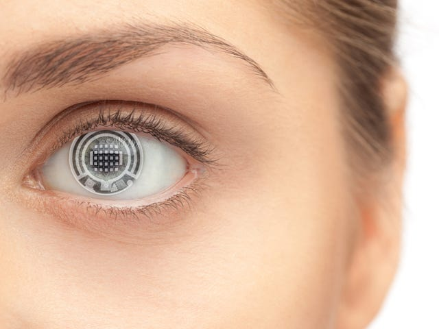 Scientists Are Developing a Contact Lens That Tells You When You're Sick