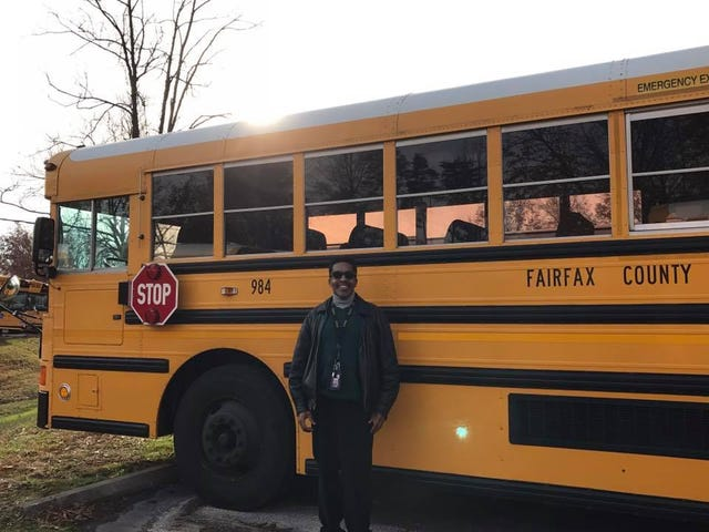 An Editor Schools Us on Life as Bus Driver