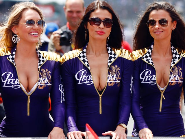 The World Endurance Championship Says Au Revoir To Grid Girls