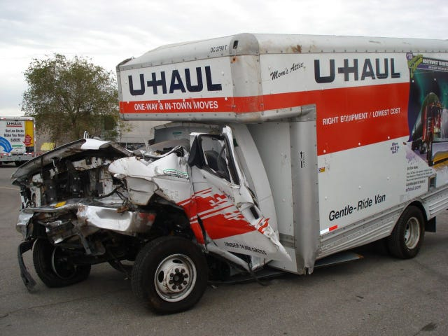 U-Haul is seriously messing with my moving plans