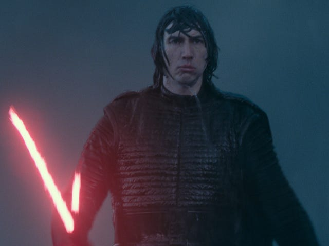Does Adam Driver Think There's Still Some Ben Solo in Kylo Ren?