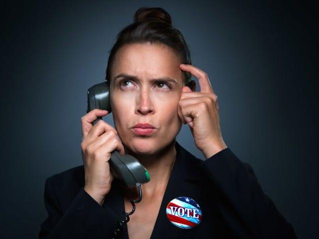 Destruye tu teléfono: el juez dice que los robos políticos están protegidos bajo la primera enmienda
