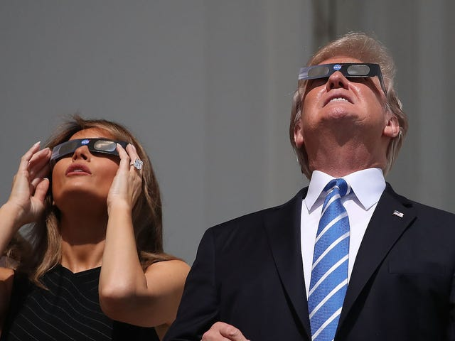 In Space Force, No One Can Hear Donald Trump Scream