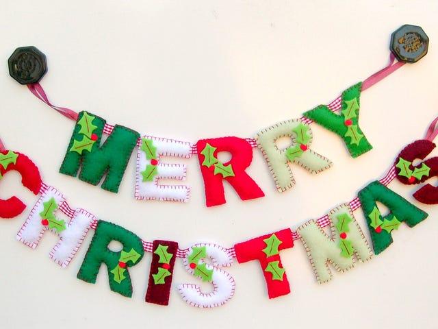 Des mots pour vous souhaiter un joyeux Noël