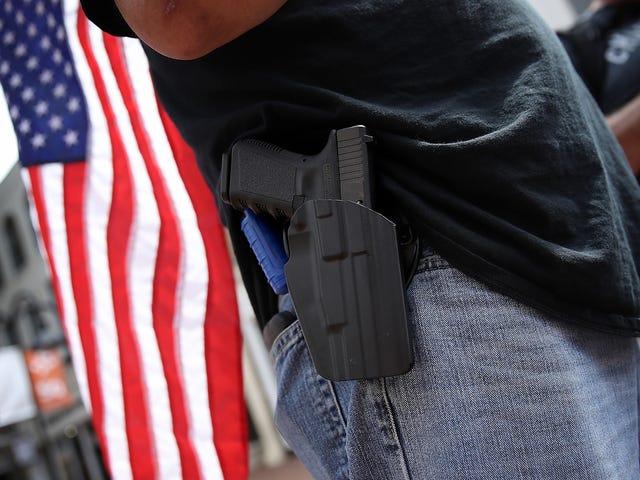 Il governo degli Stati Uniti ha soffocato la ricerca sulla violenza delle armi per oltre 2 decenni