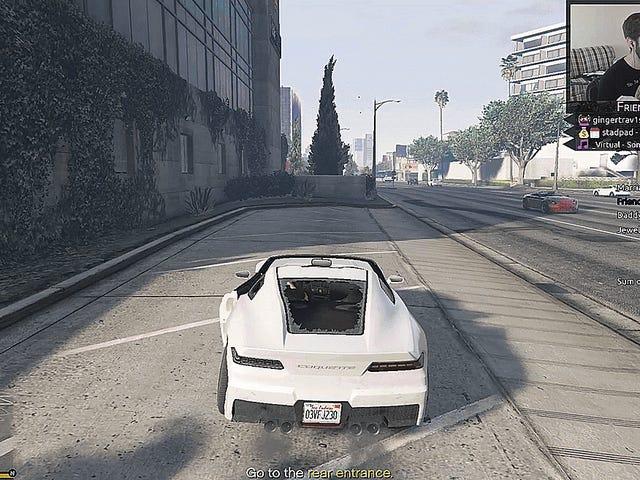 GTA V Exploit Låt hackare döda spelare i enspelare
