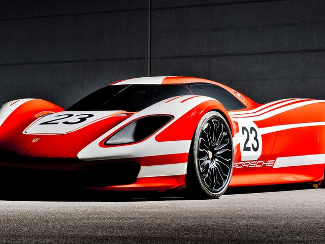 Tôi dám Porsche thực sự xây dựng ý tưởng tuyệt vời 917 này