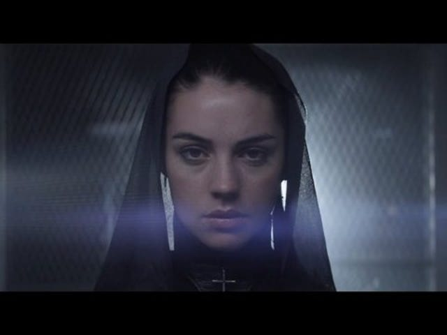 Filem Pendek Ini Mengenai Exorcist Remaja Badass Akan Menjadi Ciri