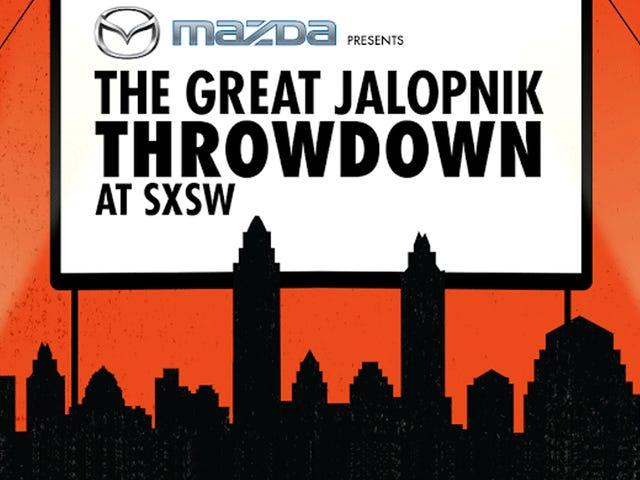 Kom til det største partiet noensinne på SXSW 14. mars