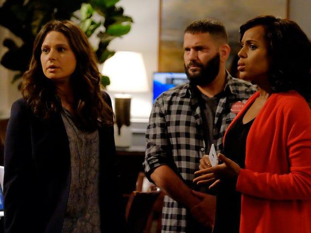 Scandal Recap: How to Get Away With Stealing an Election
