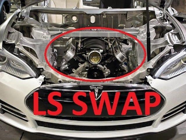 LS-Замінений Тесла