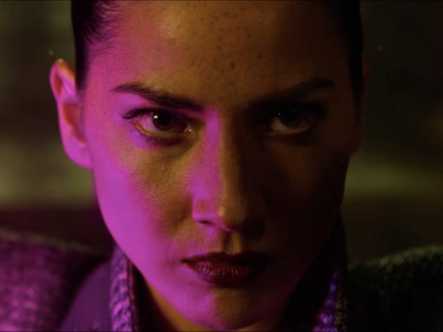 Olivia Munn valde sparka röv som Psylocke över att vara &quot;flickvän&quot; i <i>Deadpool</i>