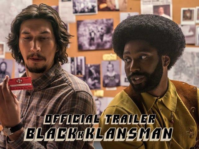 Podróże w czasie: Dla <i>BlacKkKlansman</i> , projektant kostiumów Marci Rodgers odbył podróż pełną <i>BlacKkKlansman</i>