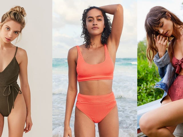 Find Your Next Favorite Swimsuit for 25% Off at Urban Outfitters, Today Only