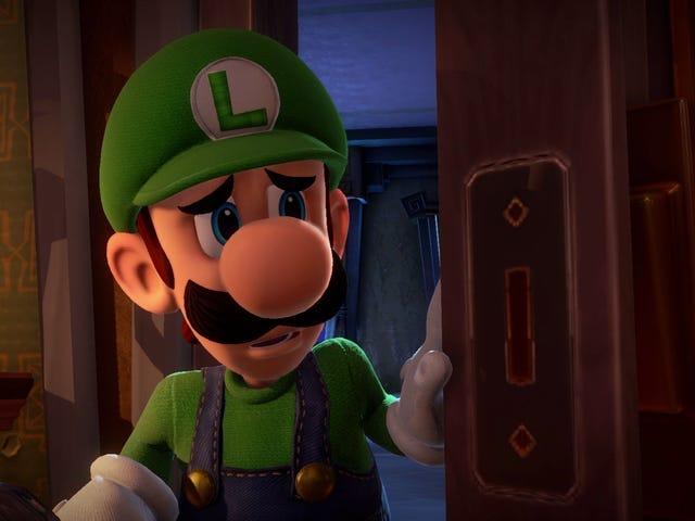 Luigi's Mansion 3 will release one November 31st, Nintendo announced via Twitter this morning