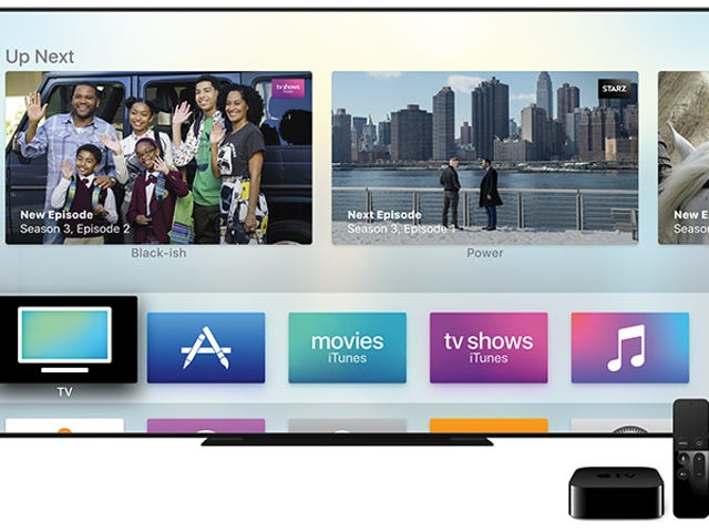 Apple's New TV App Is Worthless Without Netflix and Amazon Video