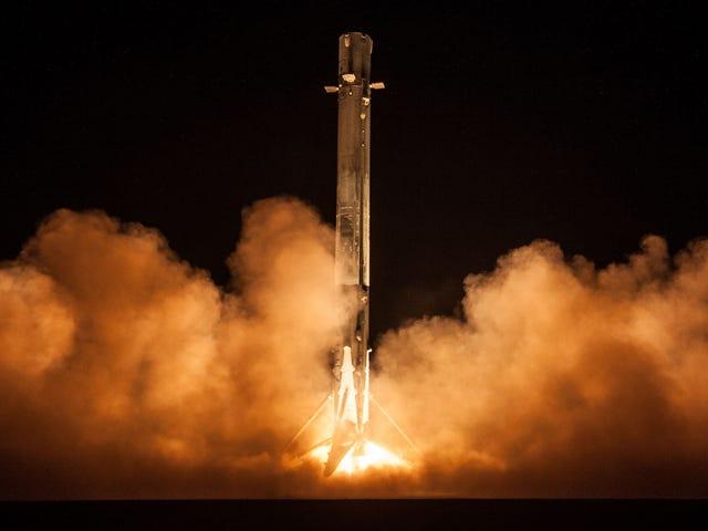 Estados Unidos seguirá usando a SpaceX para sus lanzamientos militares secretos a pesar de la pérdida del satélite Zuma