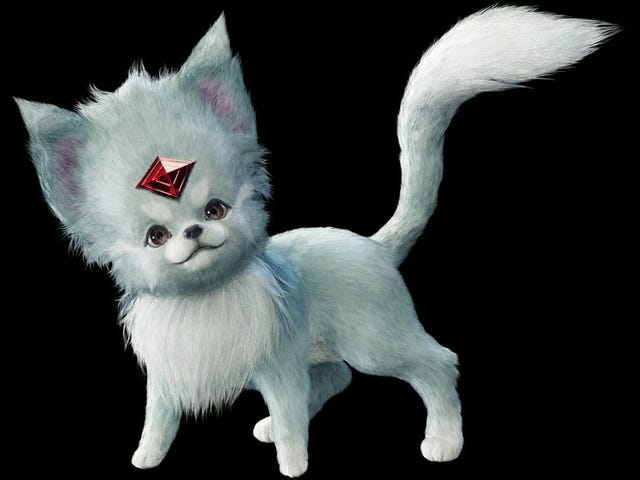 What The Hell Has Final Fantasy VII Remake Done To Carbuncle