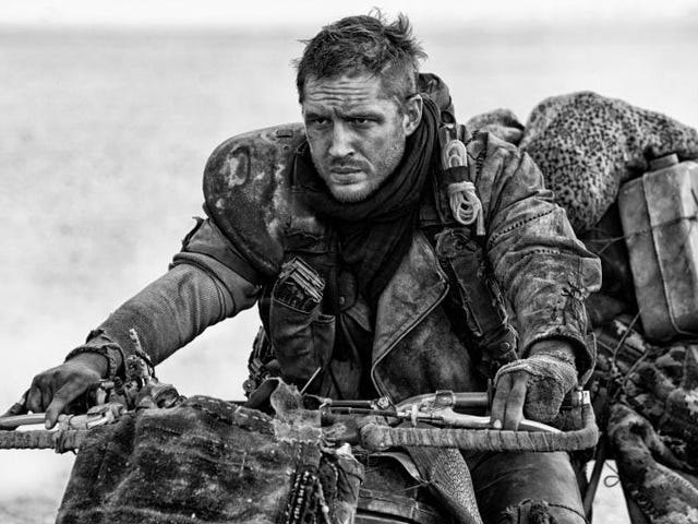 That Black-and-White Version of Mad Max: Fury Road Is Finally Getting Released (UPDATED)