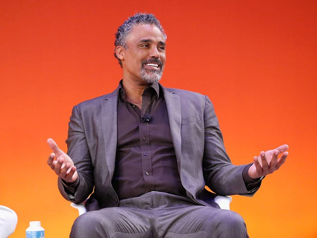 If You Can, You Should Totally Meet Rick Fox. You Know, Rick. Fox.