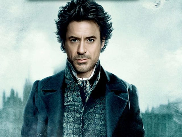 Hey, Are You Ready for a Bunch More Movies of RDJ's Sherlock Holmes?