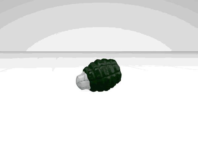 Cómo sobrevivir a la explosión de una granada, según la ciencia