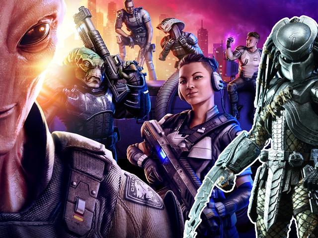 The Week In Games: Aliens Vs Predator