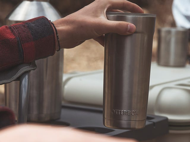 Otterbox's Modular Tumblers Make, Protect, and Insulate Your Drinks