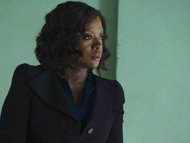 The Top 7 Moments We Did Not See Coming on This Week's HTGAWM
