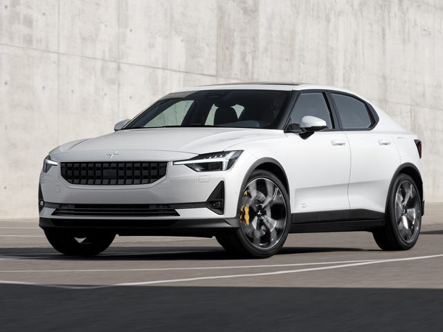 The Polestar 2 Is Volvo's Electric Mass-Produced Shot At Tesla